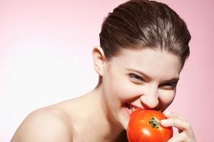 Trắng da nhờ đắp mặt nạ trái cây