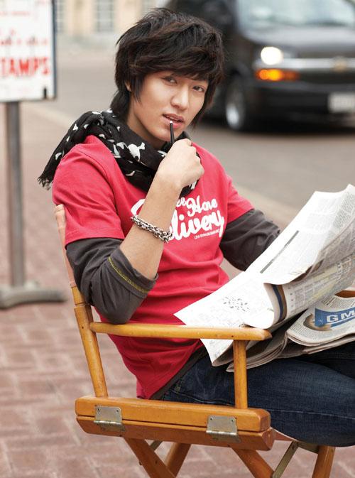 49afc4495a555 f1 Các kiểu tóc đẹp của Lee Min Ho