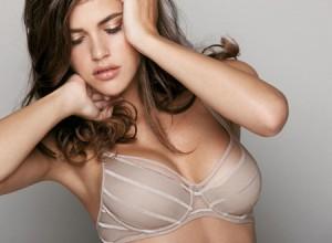 Làm sao để ngực không bị chảy xệ ?