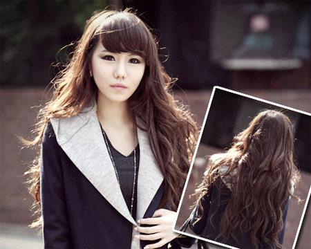 chf 11291714532 Các kiểu tóc xoăn đẹp đón tết
