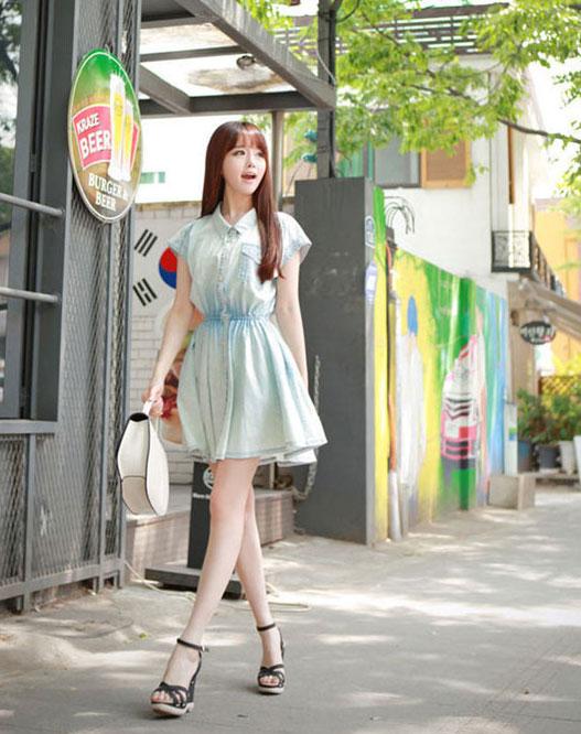 Trang phục xuống phố cho bạn gái ngày Quốc Tế Phụ nữ