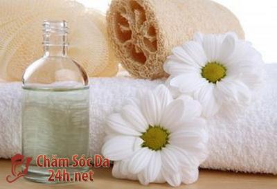 Các loại hoa nào có tác dụng chăm sóc da?