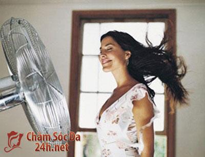 Cách trị rụng tóc ở bà bầu