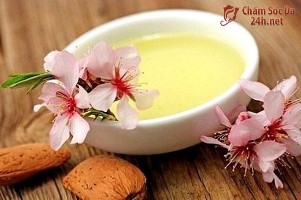 Chăm sóc cơ thể và làn da từ dầu hạnh nhân