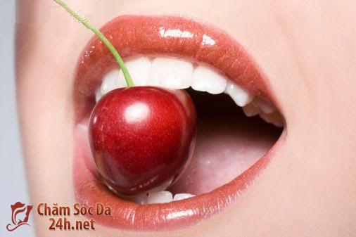 Phương pháp điều trị đôi môi bị thâm ngay tại nhà