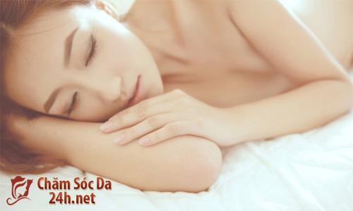ngủ giúp giảm stress