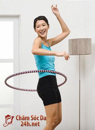 Phương pháp giảm mỡ bụng tại nhà nhanh chóng hiệu quả