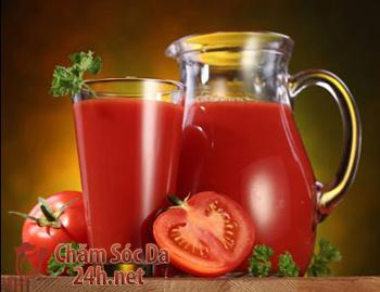 Những món ăn trị vết thâm nám cực kỳ hiệu quả