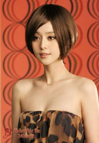 toc bob Kiểu tóc đẹp cho tuổi 30
