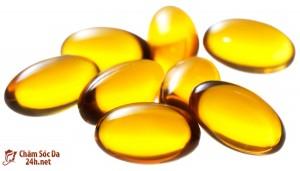 vitamin e 300x171 Xóa mờ vết thâm do bị côn trùng cắn đốt
