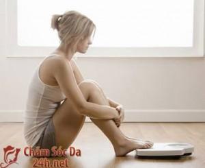 Những giai đoạn dễ làm tăng cân ở phụ nữ