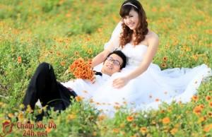 Phương pháp đơn giản để chú rể chăm sóc da tại nhà trước ngày cưới