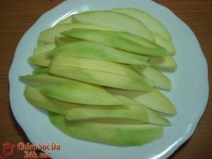 Bạn đã biết những lợi ích sức khỏe của trái xoài xanh chưa?