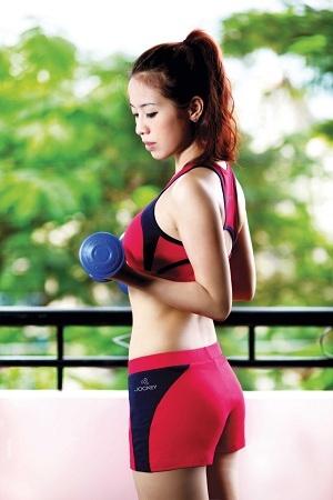 Giảm cân hiệu quả với 15 phút tập thể dục mỗi ngày