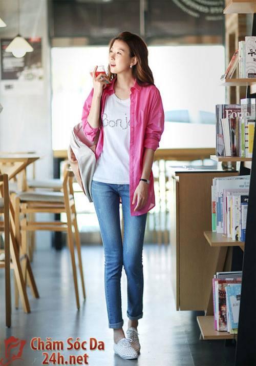 Cách chọn giày phù hợp với từng loại quần jean