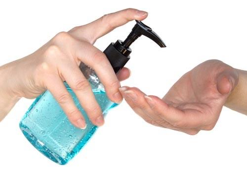 Chăm sóc da tay cho mùa khô