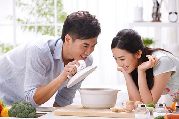 Bổ sung những thực phẩm này sẽ giúp vợ...