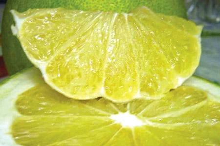 Bưởi là một trái cây rất ngon, có chứa...