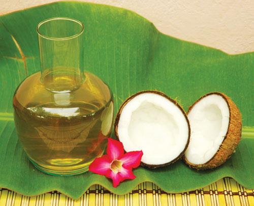 Công thức làm đẹp từ dầu dừa