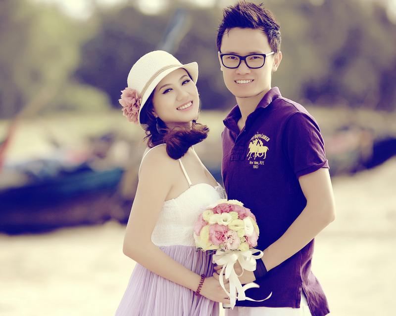 Hướng dẫn chọn trang phục cưới chụp hình ngoại cảnh
