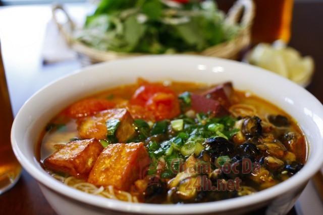 3 quán bún ốc ngon nổi tiếng nhất Hà Thành