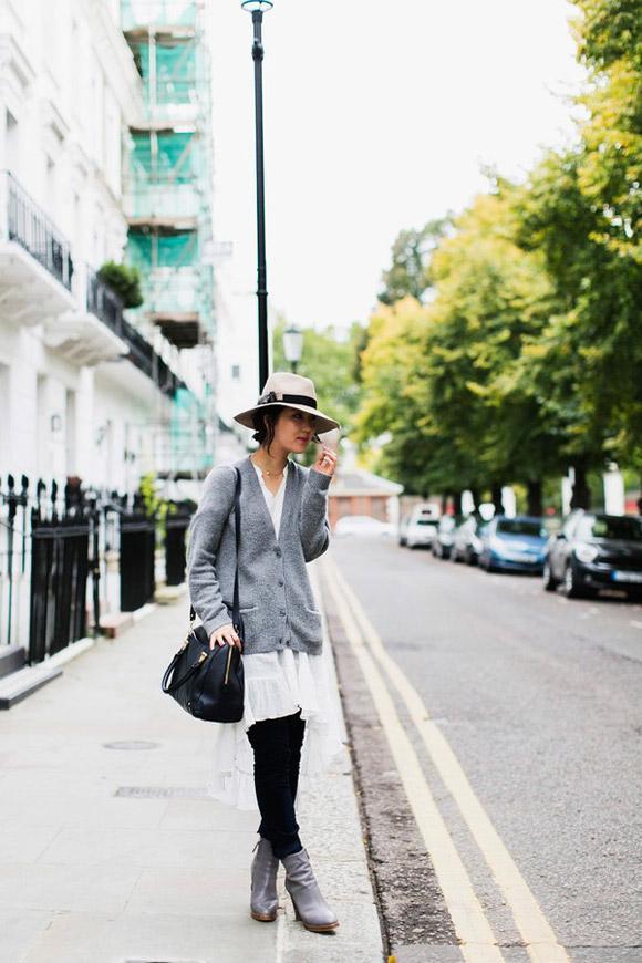Bí quyết mặc đủ ấm mà vẫn phong cách thời trang