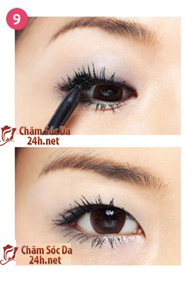 Mắt một mí thì nên trang điểm thế nào cho đẹp?