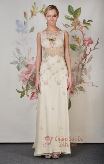 váy cưới ren 2014-15