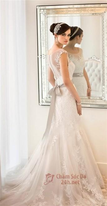 váy cưới ren 2014-7