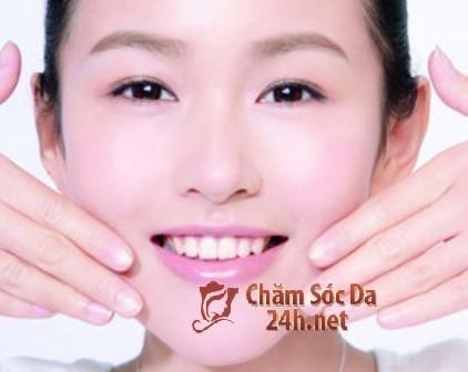 Học cách làm trắng da của phụ nữ Hàn
