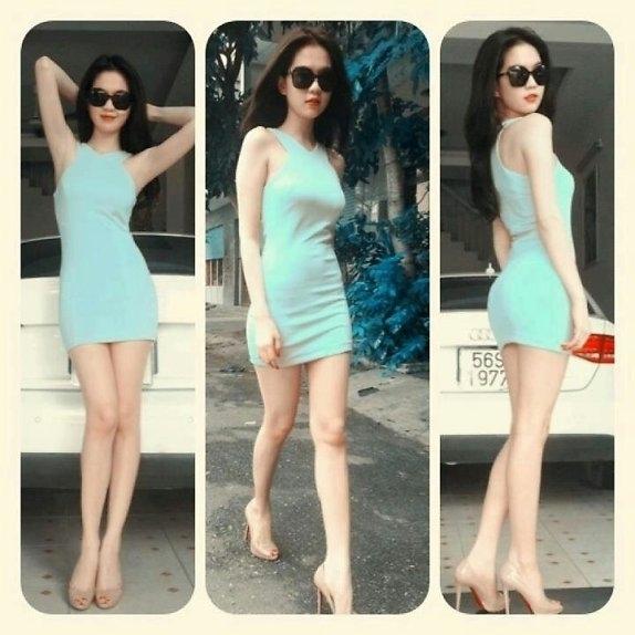 Đầm body gợi cảm
