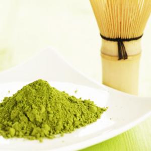 Chăm sóc da khô từ bơ và trà xanh