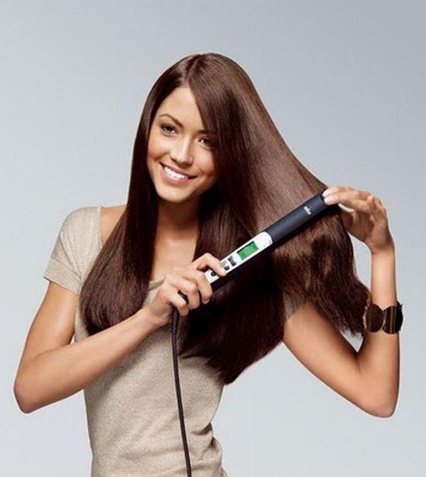 Làm gì khi tóc gãy rụng nhiều?