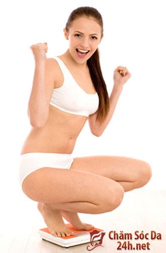 Bí quyết giảm mỡ bụng đơn giản tại nhà