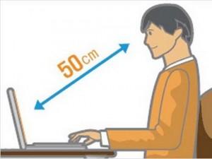 Mẹo chống mỏi mắt khi ngồi trước máy vi tính