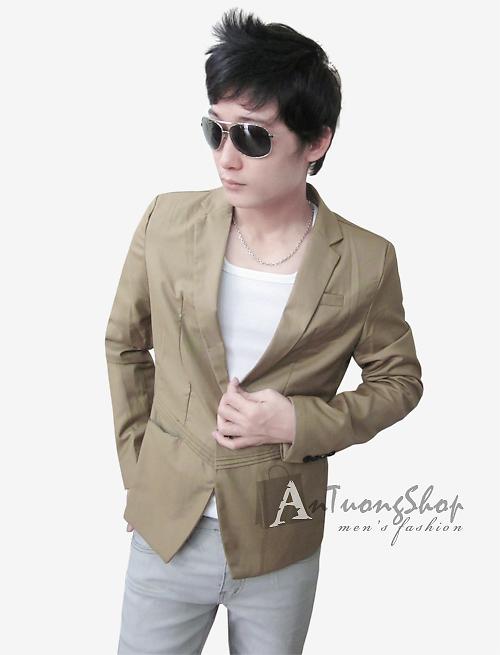 Lịch lãm áo vest nam như sao Hàn Quốc