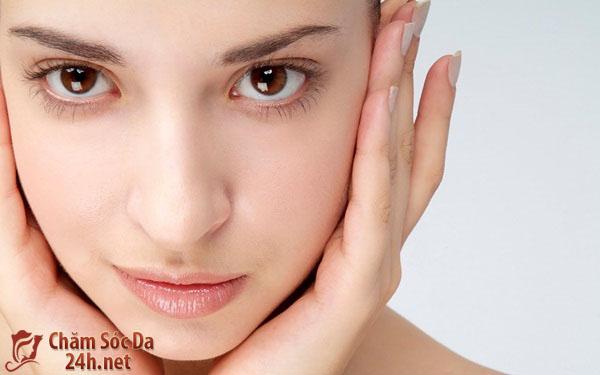 Cách chăm sóc da đối với da cứng,lỗ chân lông to