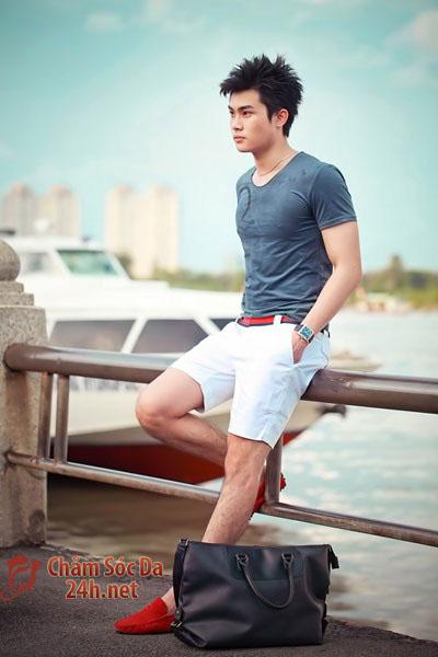 Phong cách thời trang giày cho nam giới