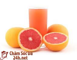 Uống sinh tố cho vòng ngực tròn đầy