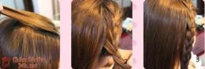 Kiểu tóc tết ấn tượng, sang trọng và quyến rũ
