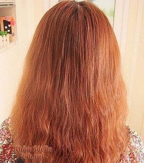 Tự làm mới mình với kiểu tóc xinh ơi là xinh
