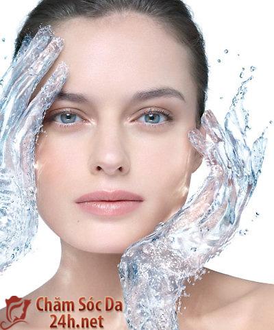 Nuôi dưỡng cho làn da tươi sáng, mịn màng và khỏe mạnh
