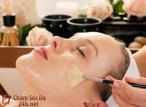 Lấy sạch bụi bẩn và giúp da mặt mịn màng với mặt nạ gelatine