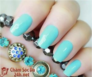 Những sắc màu hot cho nail trong hè 2013