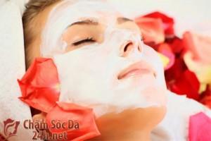 Mặt nạ tự nhiên giúp trị mụn và cho làn da mịn màng, tươi sáng
