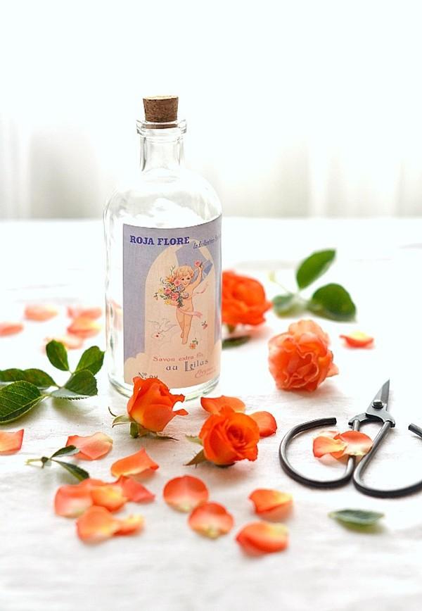 Đẹp như hoa nhờ dưỡng da bằng hoa hồng, hoa cúc 2