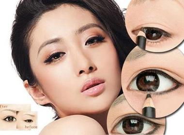 Ấn tượng với trang điểm mắt mèo