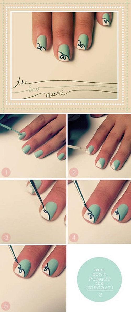 Móng tay ngắn vẽ thế nào cho đẹp?