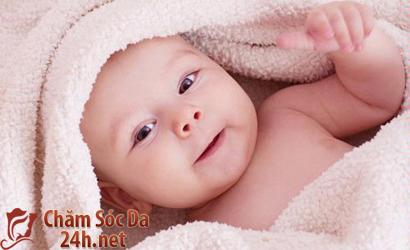 Làm sao chăm sóc da đúng cách cho thiên thần nhỏ ?