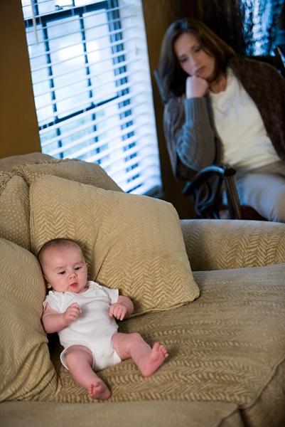 Những lý do phụ nữ mắc phải trầm cảm sau khi sinh